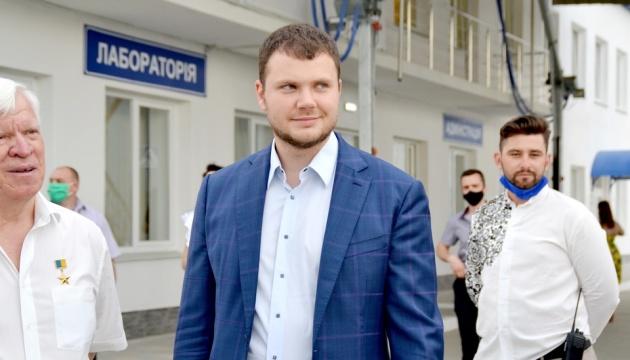 Закон о водном транспорте поможет увеличить грузопоток по Днепру - Криклий