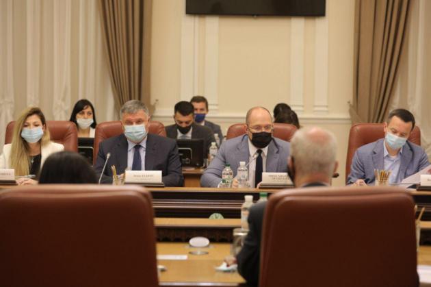 Шмыгаль пригласил французских бизнесменов к приватизации в Украине