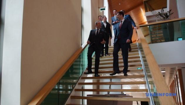 Украина и Нидерланды должны расширить взаимодействие в агробизнесе - посол