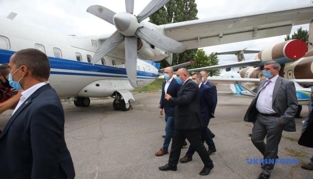 Концессии Харьковского авиапредприятия не будет - Шмыгаль