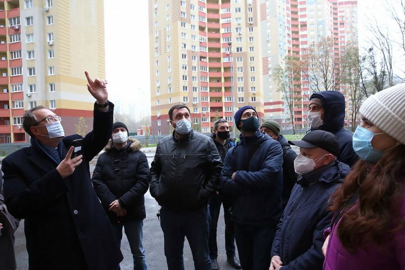 Борьба с недобросовестными застройщиками: Геращенко  рассказал о новом проекте