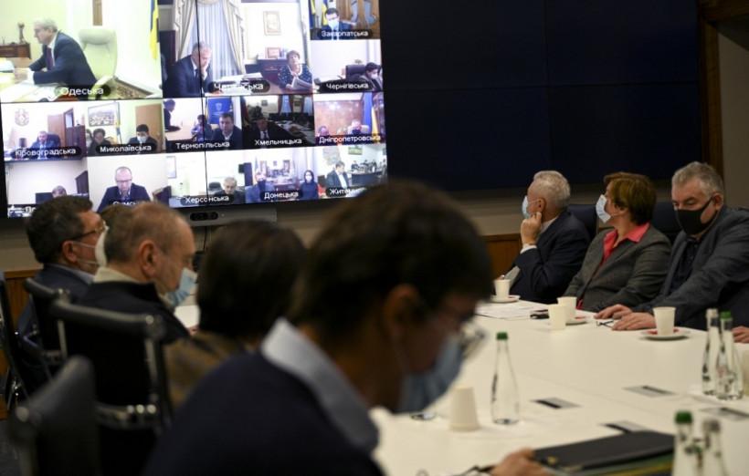 ФЛП пригласили в Офис Президента: о чем говорили
