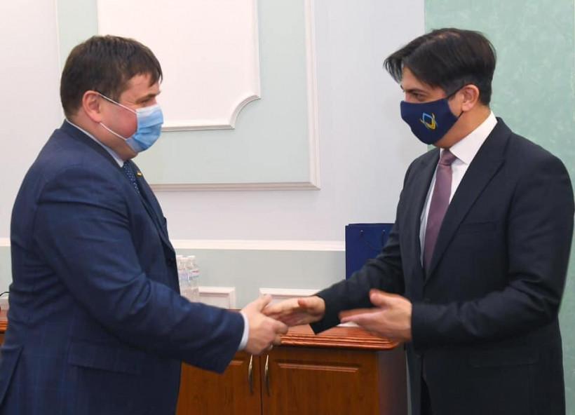 Укроборонпром договаривается с Турцией о совместных проектах