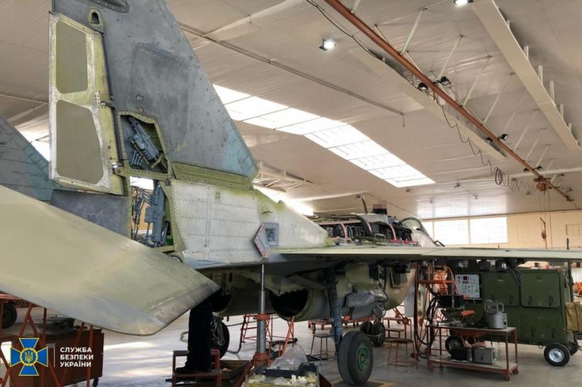 СБУ разоблачила схему фиктивного ремонта на оборонном госпредприятии