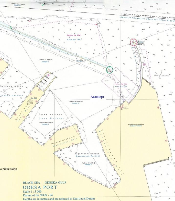 АМПУ начала дноуглубление в акватории Одесского морпорта
