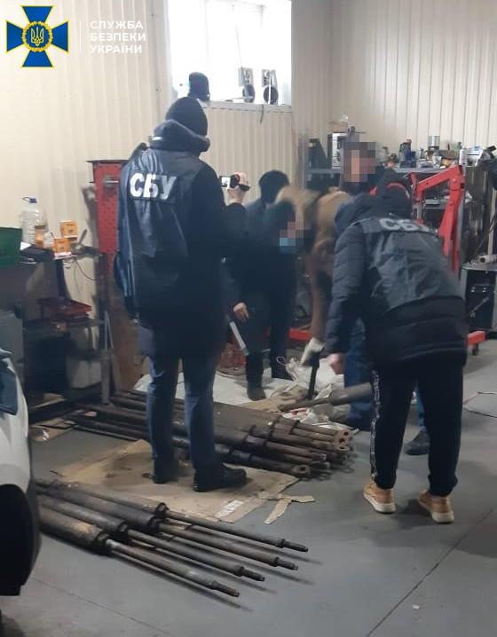 Контрафактные запчасти в вагонах: СБУ разоблачила схему, продукцию арестовали