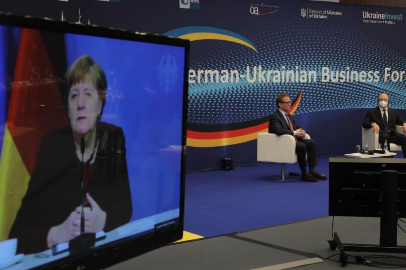 УАБТ: Немецко-украинский бизнес-форум способствует тесным отношениям между двумя странами