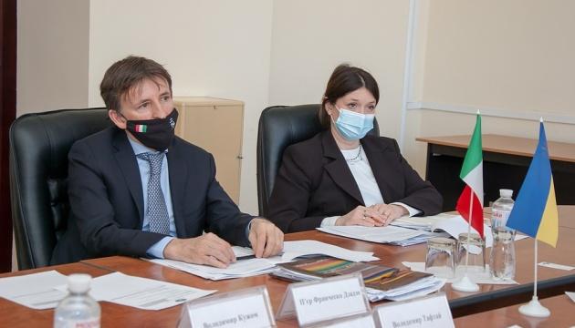 Украина и Италия готовятся расширить сотрудничество в космической сфере