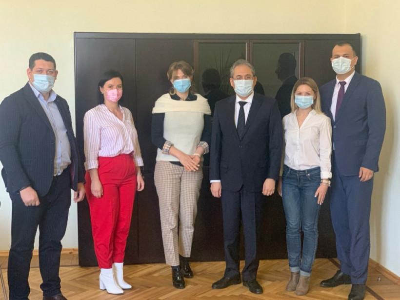 Товарооборот между Украиной и Узбекистаном увеличился на 30%