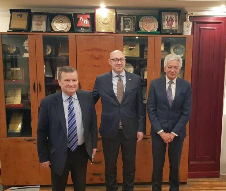 Украина и Египет обсудили увеличение объемов торговли и инвестиций
