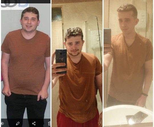 Как похудеть мужчине 25 лет