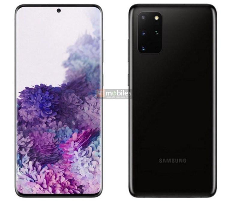Появились подробности новых флагманских смартфонов Samsung Galaxy S20 (ФОТО)