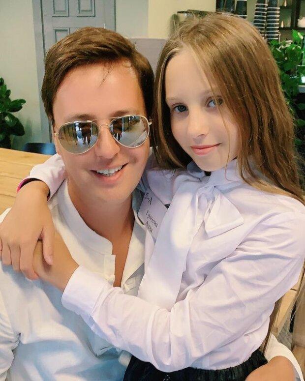 Юный талант: 11-летняя дочь певца Витаса снимется в китайском фильме (ФОТО)