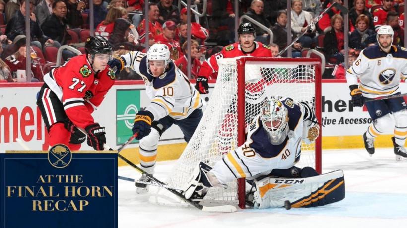 НХЛ: обзор игр 17 ноября (ФОТО, ВИДЕО)