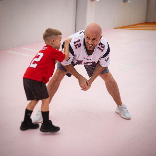 «Команда»: Влад Яма показал фото своего очаровательного сына