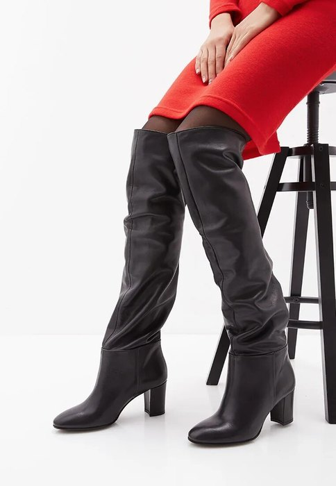 Модные ботфорты для осени-2019: как выбирать изящную обувь (ФОТО)