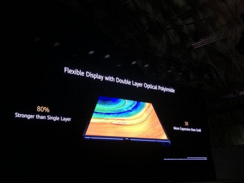 Huawei представила сгибающийся флагман Mate Xs без сервисов Google (ФОТО)
