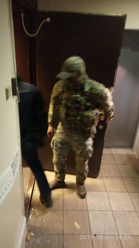 У соратника бывшего мэра Киева Черновецкого СБУ проводит обыски (ФОТО)