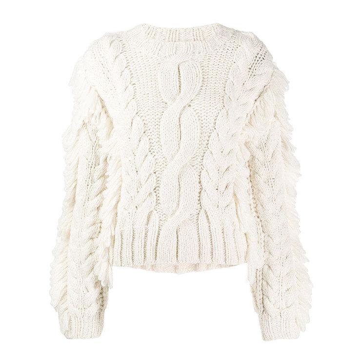 В моде – 80-е: Трендовые свитера на осень (ФОТО)
