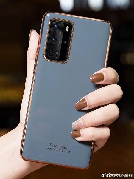 Новый флагман от Huawei: фото смартфона