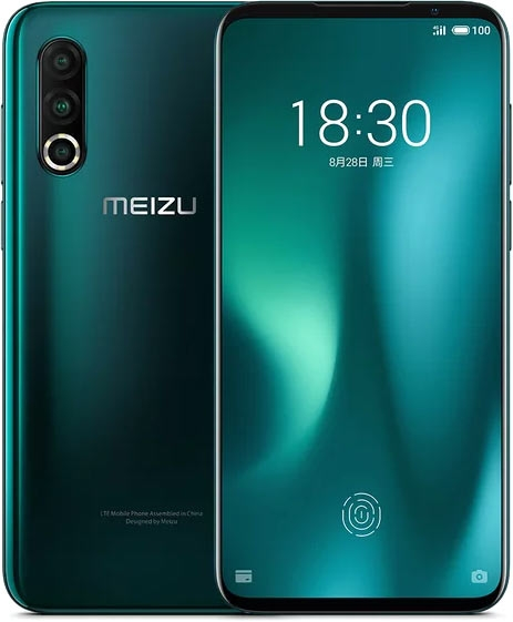 Meizu презентовала новый флагман - 16s Pro (ФОТО)