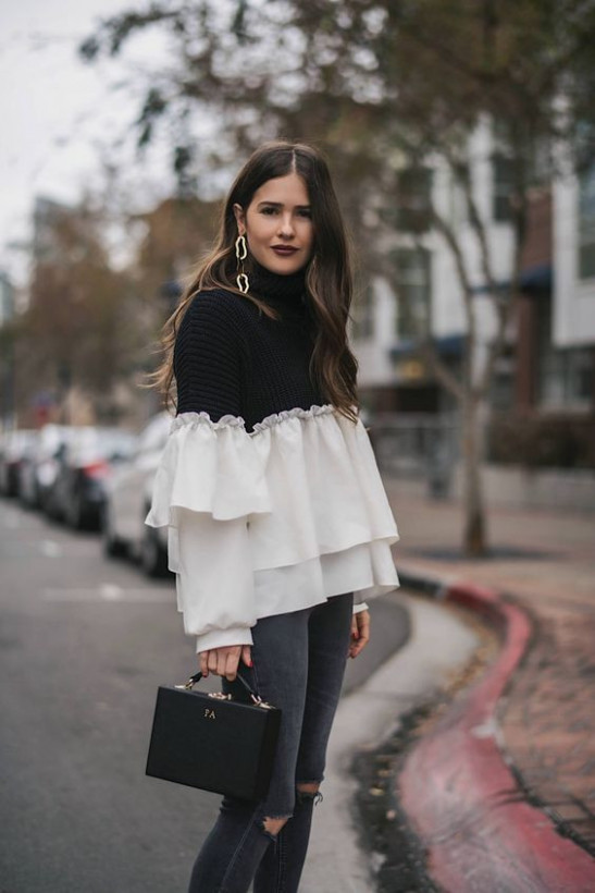 Осенняя одежда девушек полнит: как изменить свой гардероб (ФОТО)