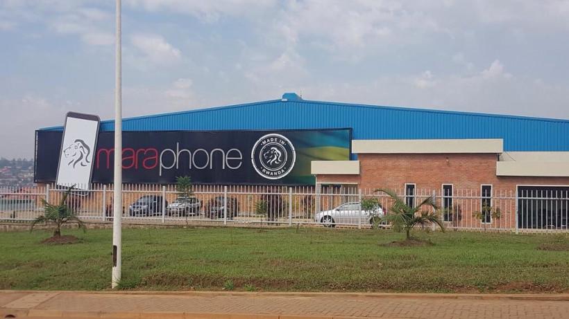 В Руанде выпустили первый, созданный в Африке смартфон (ФОТО)
