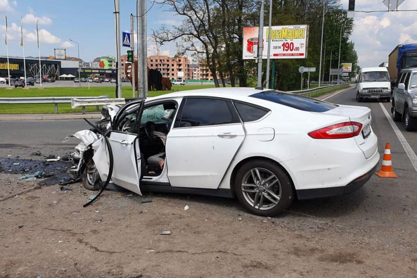 Стали известны подробности страшного ДТП под Киевом (ФОТО)