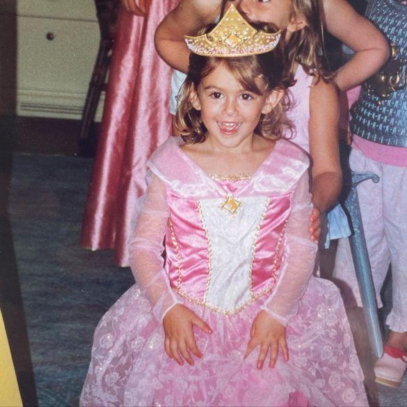 «Принцесса»: Синди Кроуфорд показала детский снимок своей дочери
