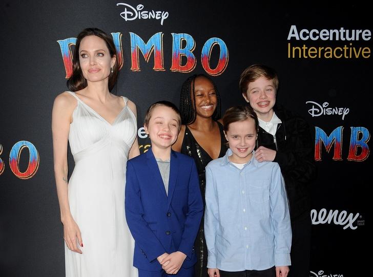 Джоли, Беллучи и другие: Как выглядят дети красивейших женщин мира