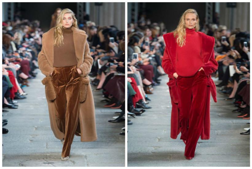 Тедди, широкие плечи и халат: модные пальто на осень 2019 (ФОТО)
