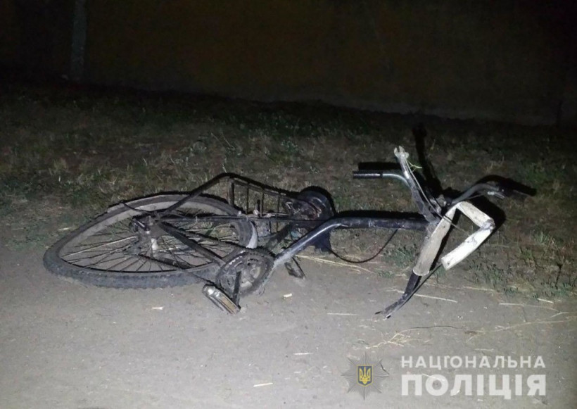 В Запорожской области водитель под «кайфом» насмерть сбил двух велосипедистов (ФОТО)