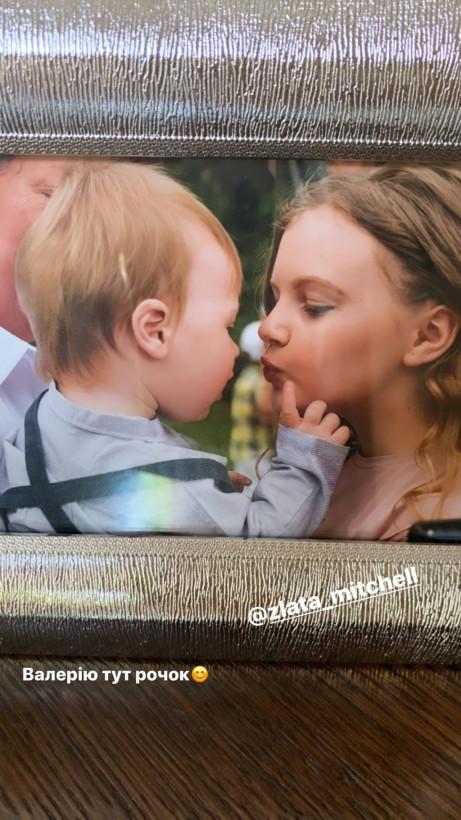 Ольга Фреймут впервые показала своего 4-летнего сына Валерия: поклонники в восторге (ФОТО)
