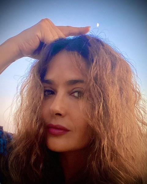 Сальма Хайек неожиданно изменила цвет волос (ФОТО)