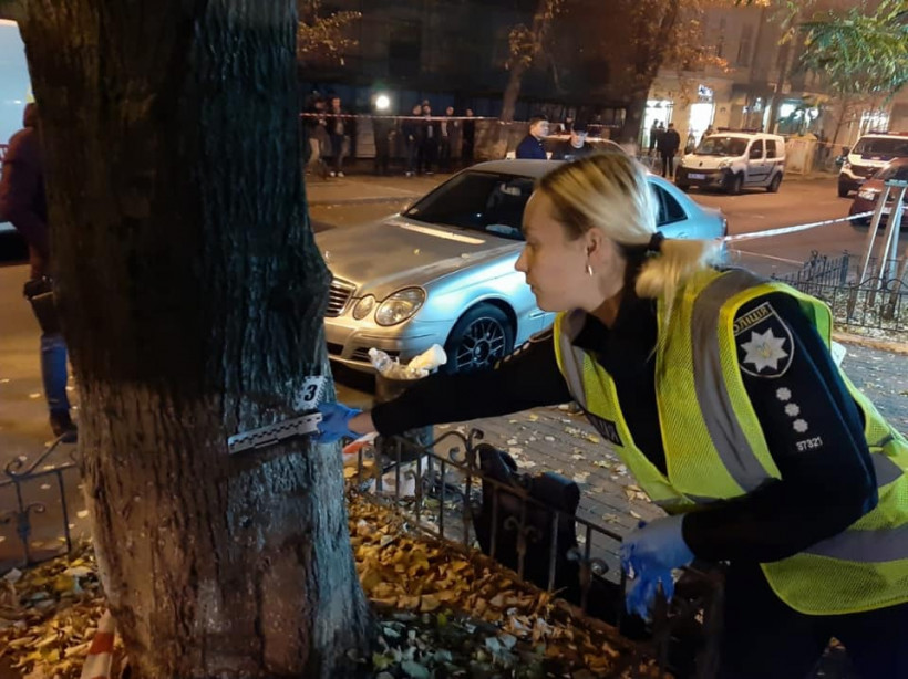 Взрыв гранаты в Киеве унес жизнь АТОшника: все подробности ночного ЧП (ФОТО, ВИДЕО)
