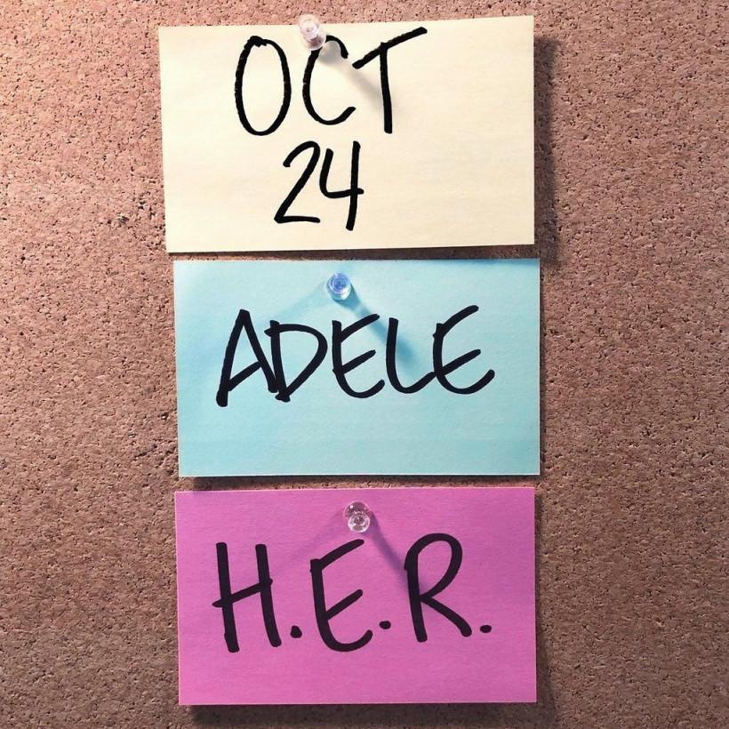 Певица Адель назвала дату своего возвращения на телевидение после ухода в 2008 году (ФОТО)