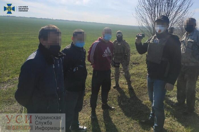 СБУ разоблачила организаторов канала нелегальной миграции в Европу (ФОТО)