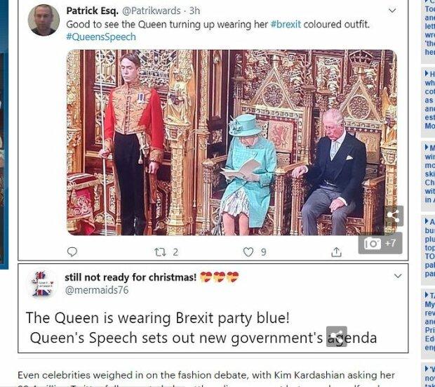 С сыном Елизаветы II произошел конфуз: в момент речи королевы он «отключился» (ФОТО)