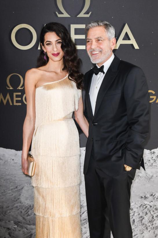 58-летнего Джорджа Клуни запоздрили в неверности (ФОТО)
