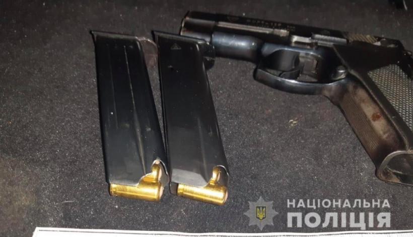 На Киевщине конфликт между мужчинами из-за ревности закончился стрельбой (ФОТО)