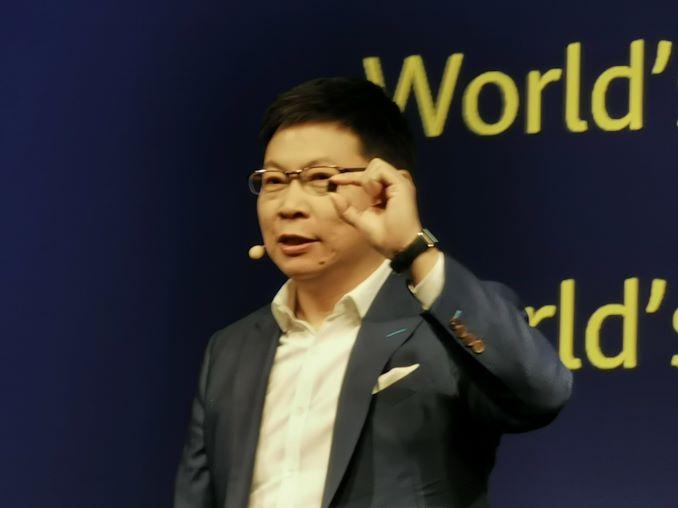 Huawei представил сверхбыстрый флагманский процессор Kirin 990 работающий с 5G (ФОТО, ВИДЕО)