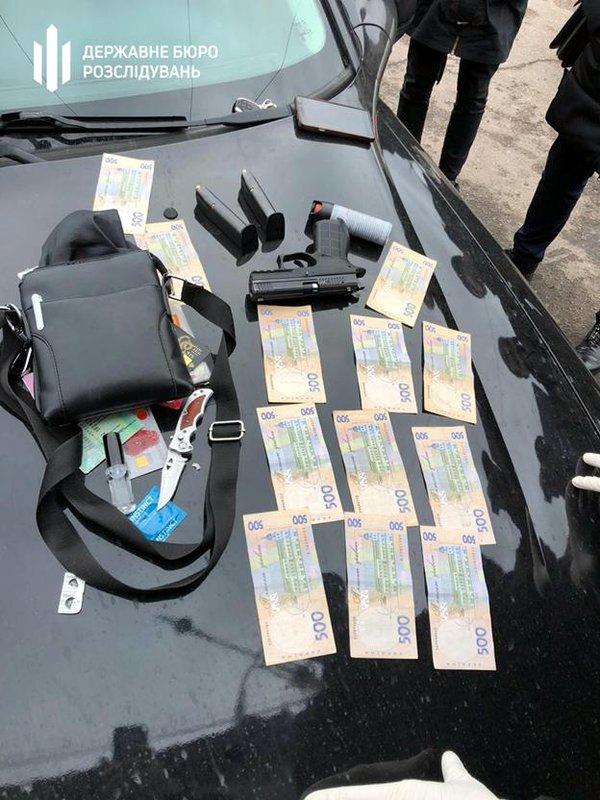 Столичный коп приехал за взяткой во Львов (ФОТО)