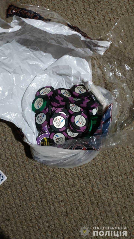 В Сумах бойцы КОРД «накрыли» подпольное казино (ФОТО)
