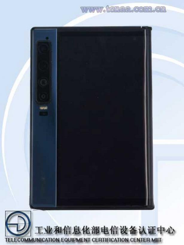 Компания Royole анонсировала выпуск нового гибкого смартфона FlexPai 2 (ФОТО)