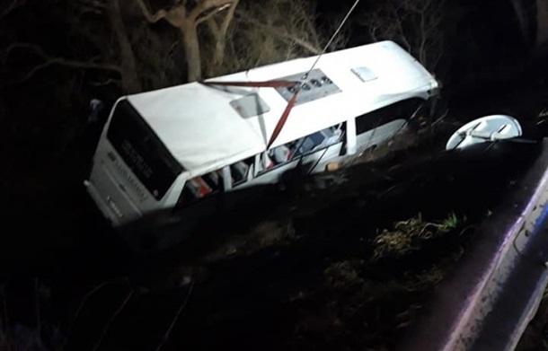 Микроавтобус с заробитчанами в Словакии попал в ДТП: погибли двое украинцев (ФОТО, ВИДЕО)