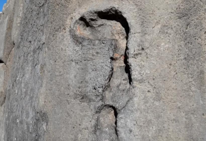 У древних инков были лазерные технологии: На древней крепости в Перу нашли странный след - ученый (ФОТО)