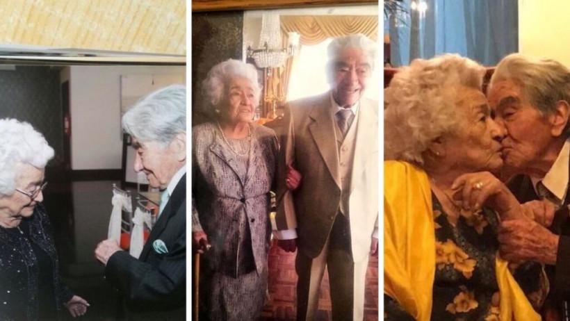Вместе 79 лет: старейшая в мире супружеская пара рассказала, как сохранить в браке любовь (ФОТО)