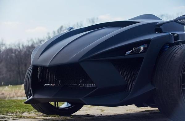 В Украине разработали уникальное транспортное средство (ФОТО)
