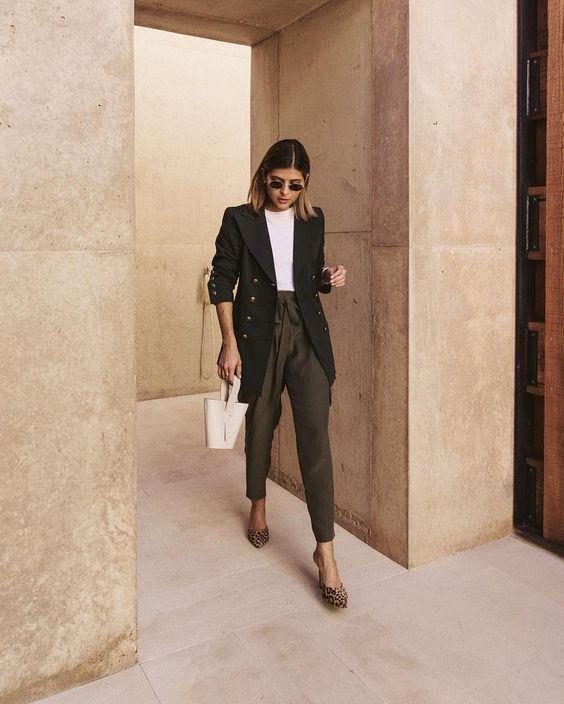 Последний «писк»: как носить модные осенью брюки карго (ФОТО)