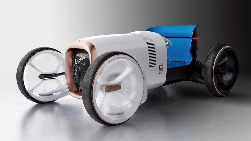 Компания Mercedes представила концепт, отсылающий к одному из своих первых автомобилей (ФОТО)